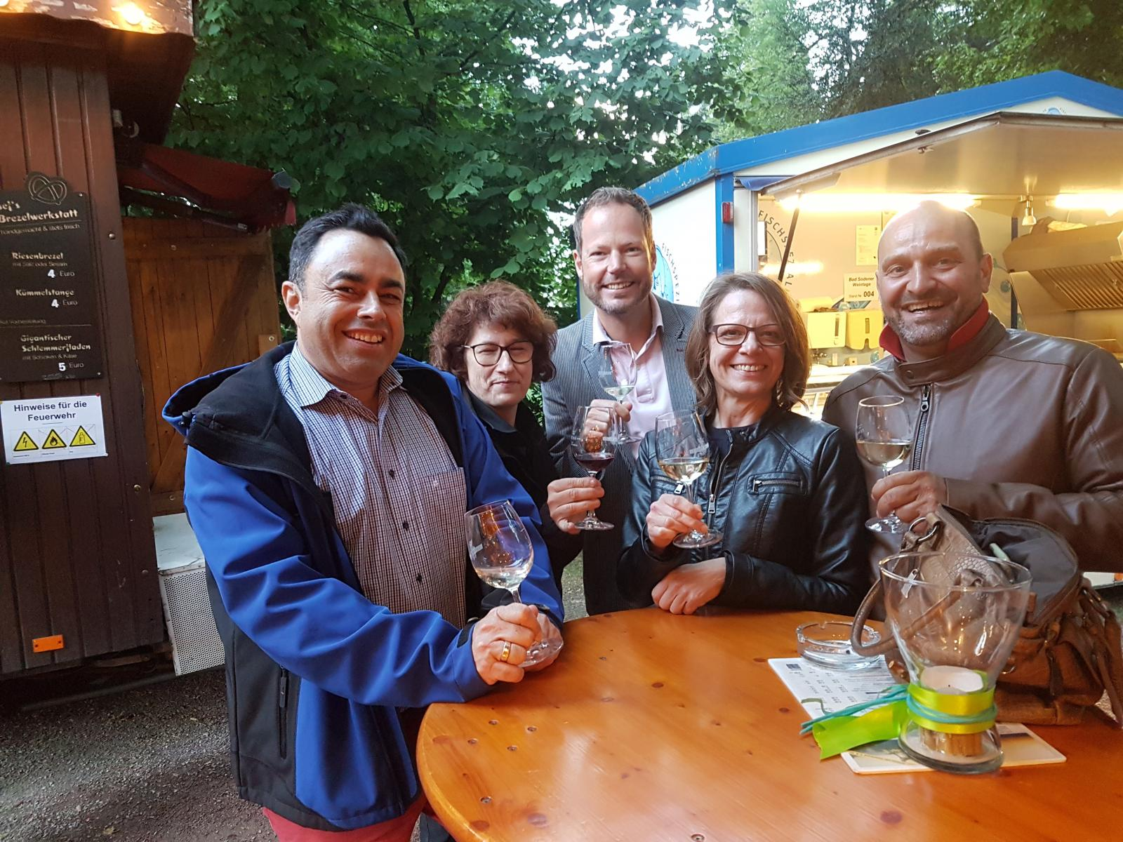 Weinfest Bad Soden
